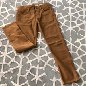 Great find on all saints Corduroy cigarette skinny